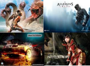 Más de 100 Wallpapers de videojuegos