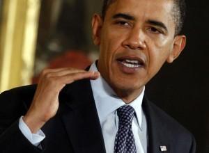 El presidente Barack Obama recibe el Nobel de la Paz 2009