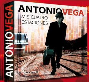 """Antonio Vega se retrata a si mismo en """"Mis Cuatro Estaciones"""""""