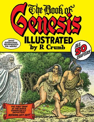 La Biblia en cómic de Robert Crumb