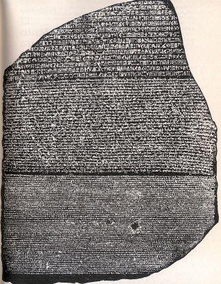 La Piedra de Rosetta podría regresar a Egipto