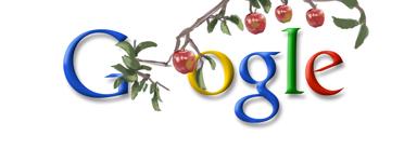 Google recordando a Isaac Newton