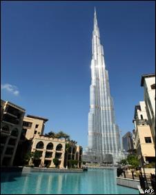 """Inauguración de """"Burj Dubai"""" la torre más alta del mundo"""