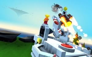 Tráiler del videojuego Lego Universe