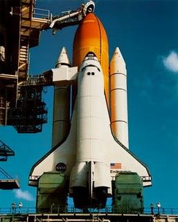La NASA aplazó lanzamiento del Endeavour