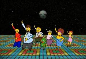 Los Samsonadzes ¿copia de Los Simpson?