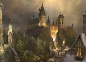 El Parque de Harry Potter pronto se convertirá en una atracción turística