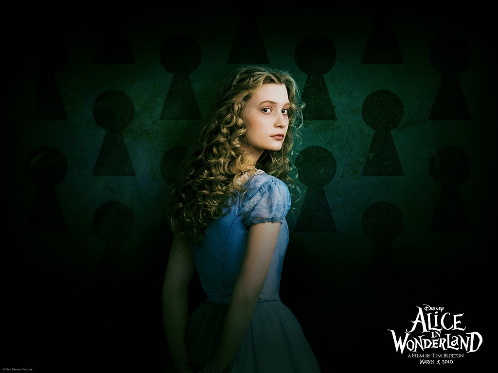 Wallpapers de Alicia en en País de las Maravillas