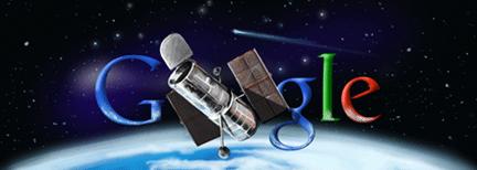 Google en el 20 aniversario del telescopio Hubble