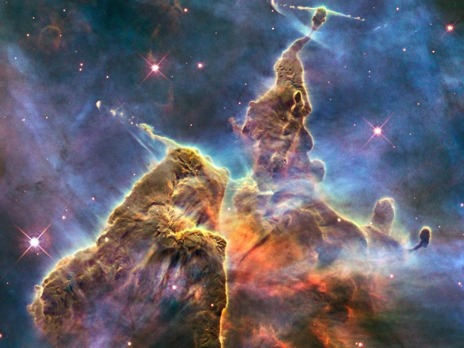 La NASA celebra el 20 aniversario del Telescopio Hubbe