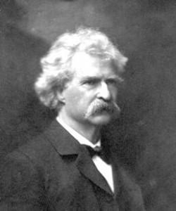 Cien años de la muerte de Mark Twain