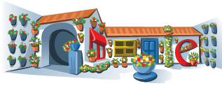 Google en el Festival de los Patios Cordobeses