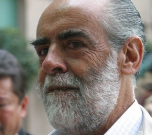 Secuestran a Diego Fernández de Cevallos líder del PAN