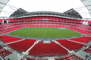 Inglaterra-México enfrentan amistoso en Wembley