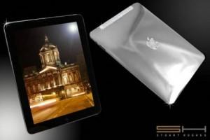 Para escoger iPad en oro, platino y además diamantes