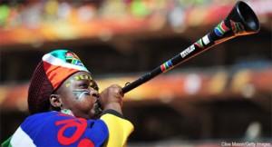 Al son de las Vuvuzelas