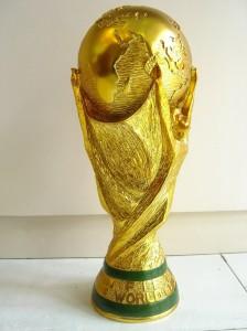 Nuevo Campeón del Mundial de Fútbol