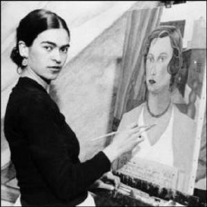 Google en el aniversario del nacimiento de Frida Kahlo