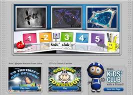 Club de la NASA para que los niños se diviertan y aprendan