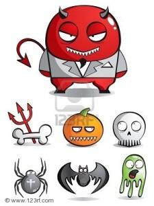 Imágenes de caricaturas para Halloween