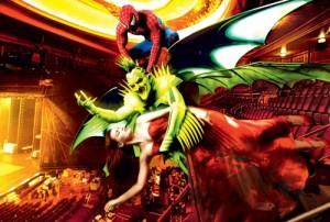 Imágenes de lo que será el Musical de Spider-Man