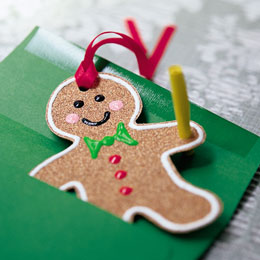Creativas tarjetas para Navidad