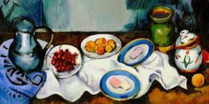 Google en el 172 aniversario del nacimiento de Paul Cézanne