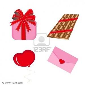 Tiernos iconos para San Valentín