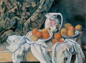 Google en el 172 aniverario del nacimiento de Paul Cézanne