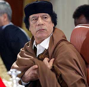 La ONU da ultimatum a Gadafi