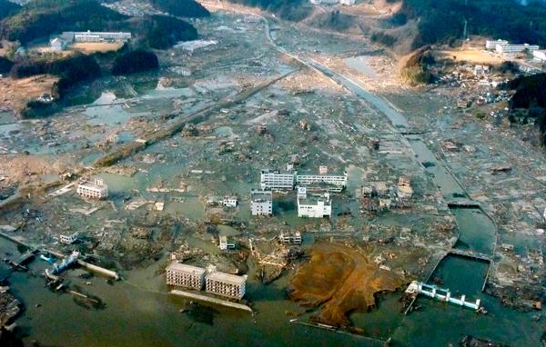 Japón en alerta radioactiva por la planta nuclear de Fukushima