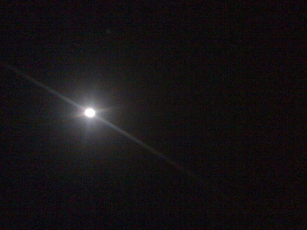 Imágenes de la Súper Luna de Perigeo marzo 2011