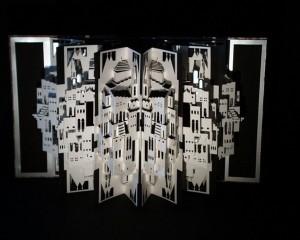 El extraordinario Arte en papel