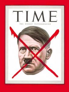 El rostro marcado de Osama Bin Laden como portada de Time
