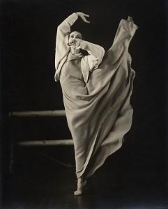 Google recordando a la gran bailarina Martha Graham
