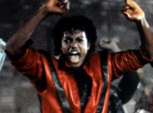 Uno de los iconos de Michael Jackson se subasta: Chamarra de Thriller