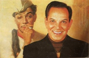"""Centenario de Mario Moreno """"Cantinflas"""""""
