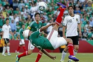 México en la Final de la Copa Mundial Su 17