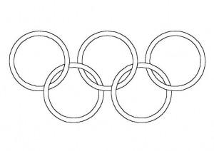 Recopilación de dibujos para colorear de Olimpiadas Londres 2012
