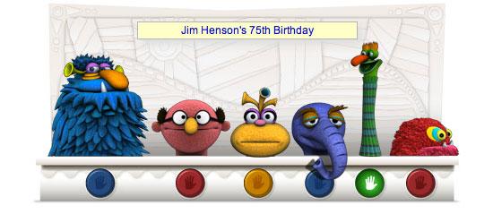 Google recuerda al creador de los Muppets