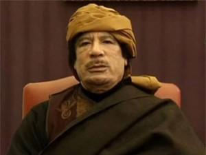Termina otra era de Dictadura en el Mundo con la muerte de Muamar Gadafi