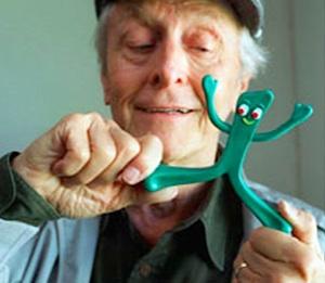 Google recordando el nacimiento de Art Clokey pionero de la Animación