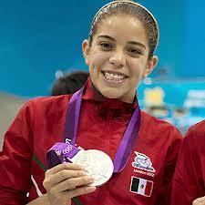 Mexicanos de metal en las Olimpiadas de Londres 2012: Alejandra Orozco