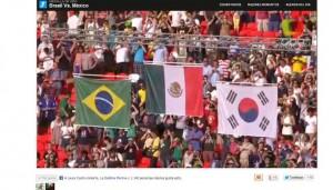 México con Oro Olímpico en Fútbol en Londres 2012