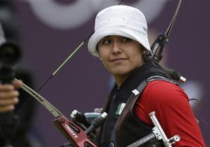 Mexicanos de metal en los Olímpicos de Londres 2012: Mariana Avitia