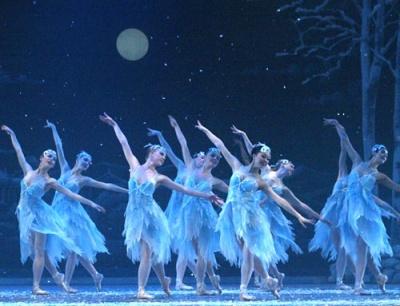 Google recordando el 120 Aniversario de el ballet de El Cascanueces