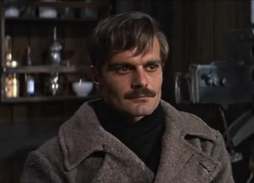 Omar Sharif Doctor Zhivago