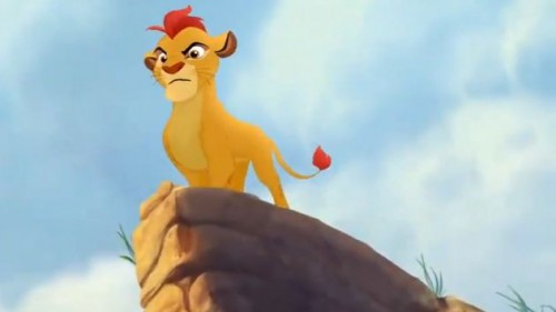 The Lion Guard- Return of the Roar