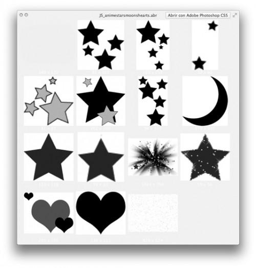 estrellas-para photoshop