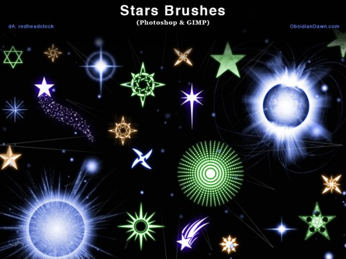 stars_photoshop_and_gimp_brushes_by_redheadstock-d1kkevg-devianart